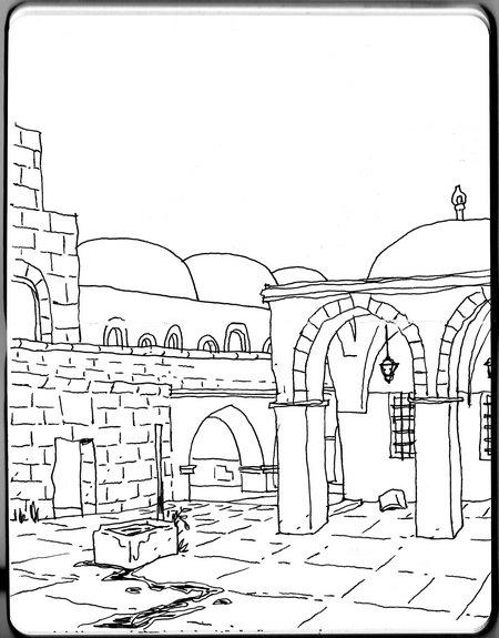 medina jericho