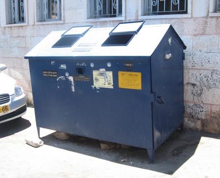 Mea Shaerim recyclage
