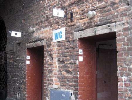 Gdansk toilette